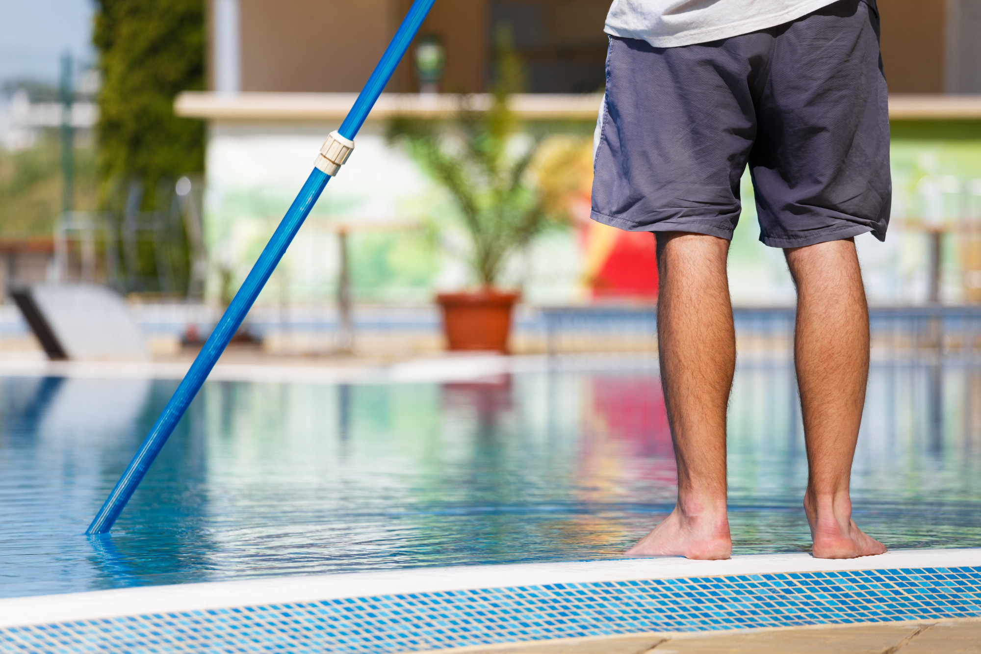 Your backyard and pool are your oasis, make sure it is safe. Read this article for five reasons you should hire a swimming pool cleaning service.
