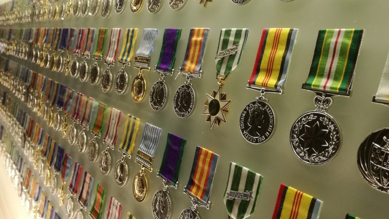 There are many different types of military medals. Feel free to learn about them in here with this list of medals in the U.S. military.